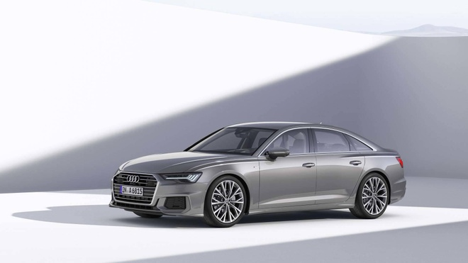 Audi A6 2019 chot gia tu 59.000 USD hinh anh