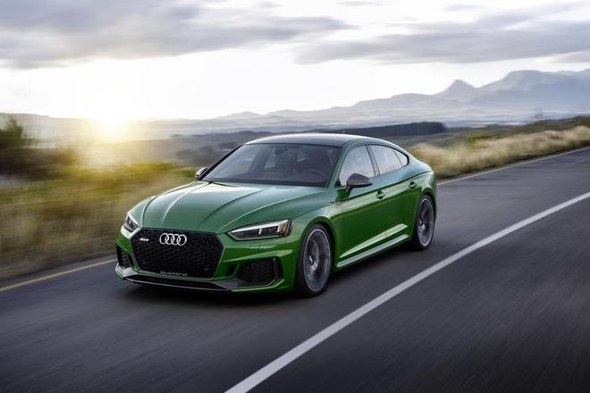 Audi RS5 Sportback 2019 co gia tu 74.200 USD tai My hinh anh 3