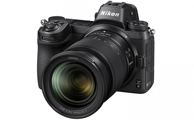 Nikon ra mat hai dong may anh khong guong lat full-frame hinh anh 2