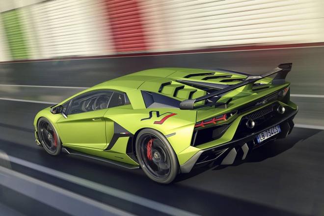 Lamborghini Aventador SVJ ra mat, gioi han 900 chiec hinh anh 3