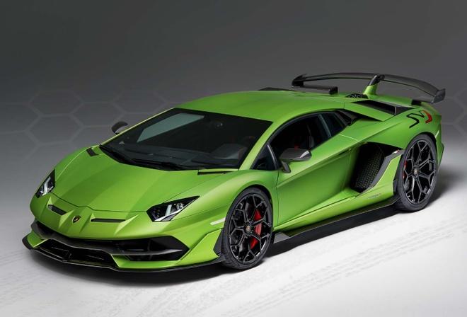 Lamborghini Aventador SVJ ra mat, gioi han 900 chiec hinh anh 5
