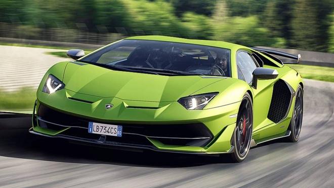 Lamborghini Aventador SVJ ra mat, gioi han 900 chiec hinh anh 1