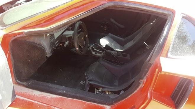 Sieu xe Ferrari F40 gia re mat 5.800 USD tren trang rao vat hinh anh 6