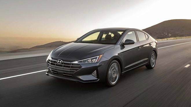 Hyundai Elantra 2019 co 6 bien the, chot gia tu 17.000 USD tai My hinh anh 10