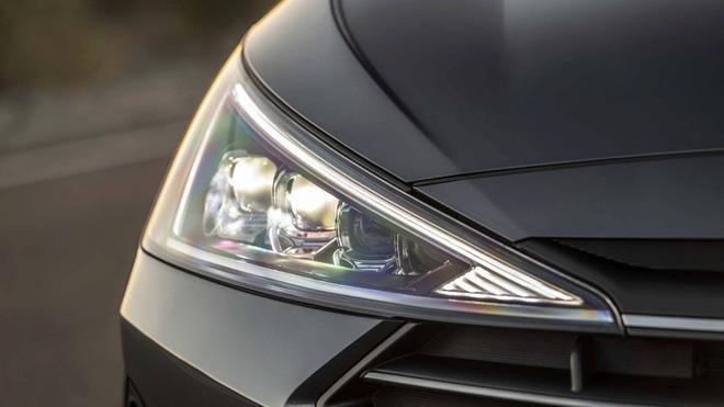 Hyundai Elantra 2019 co 6 bien the, chot gia tu 17.000 USD tai My hinh anh 2