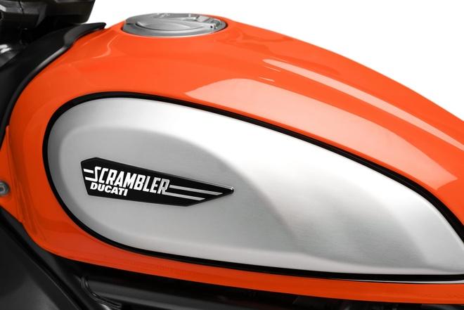 Ducati trinh lang Scrambler 2019 voi nhieu cong nghe moi hinh anh 5