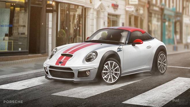 Bugatti, Bentley, Porsche se ra sao neu duoc Mini san xuat? hinh anh