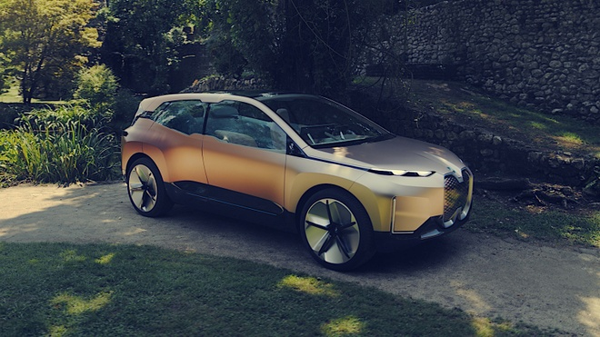BMW iNext Concept ra mat - crossover dien den tu tuong lai hinh anh