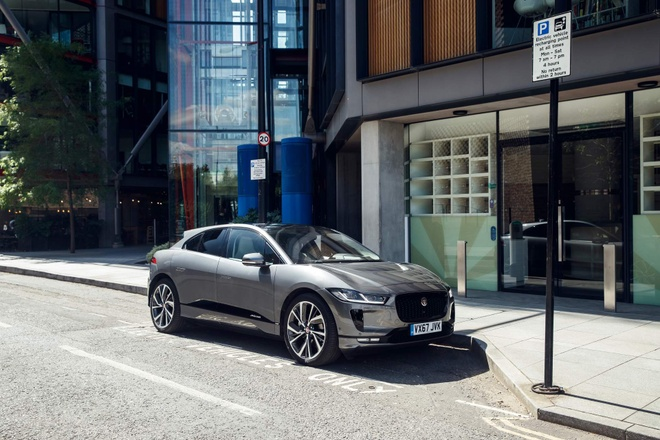 Jaguar I-Pace hoan thanh quang duong 369 km anh 8