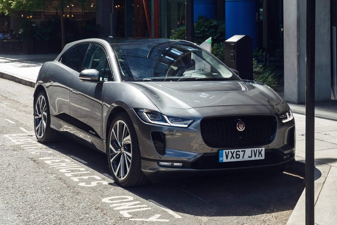 Jaguar I-Pace hoan thanh quang duong 369 km anh 1