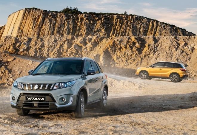 Suzuki Vitara 2019 lộ diện hoàn toàn, loại bỏ động cơ diesel - Ôtô