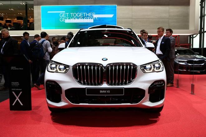 BMW X5 2019 ra mat - to lon va manh me hon hinh anh