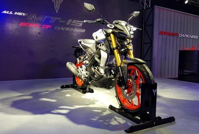 Yamaha MT-15 2019 hoan toan moi ra mat, gia tu 3.000 USD hinh anh