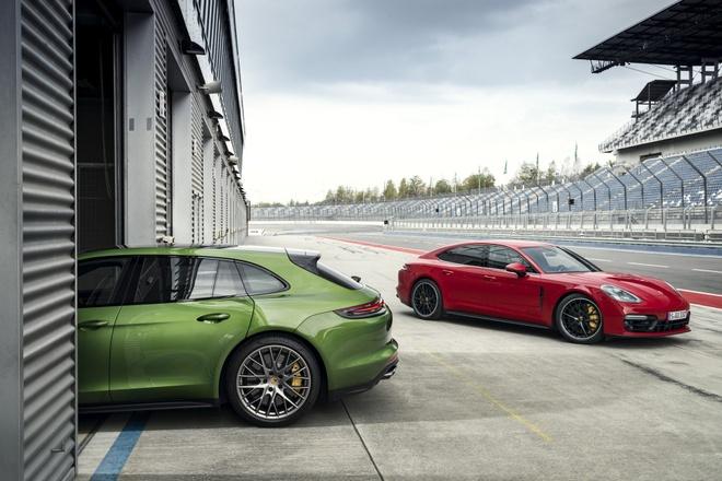 Porsche Panamera GTS 2019 453 ma luc, gia tu 128.000 USD hinh anh