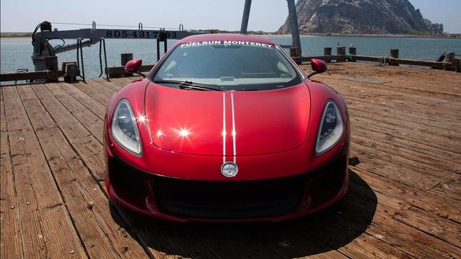 Sieu xe ATS GT Launch Edition cua Y cong bo gia ban, gioi han 12 chiec hinh anh 2