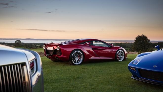 Sieu xe ATS GT Launch Edition cua Y cong bo gia ban, gioi han 12 chiec hinh anh 3