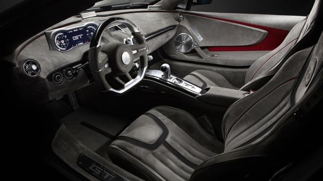 Sieu xe ATS GT Launch Edition cua Y cong bo gia ban, gioi han 12 chiec hinh anh 8