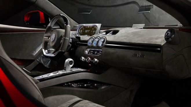 Sieu xe ATS GT Launch Edition cua Y cong bo gia ban, gioi han 12 chiec hinh anh 7