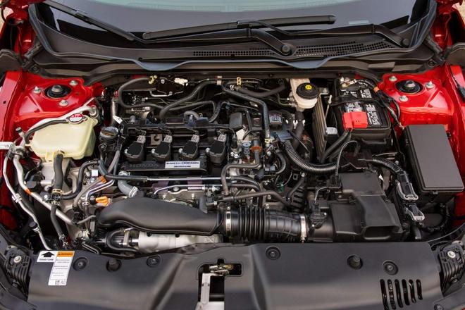 Honda Civic Si 2019 ra mat, nang cap ro ret hinh anh 7