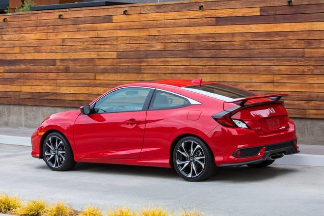 Honda Civic Si 2019 ra mat, nang cap ro ret hinh anh 2