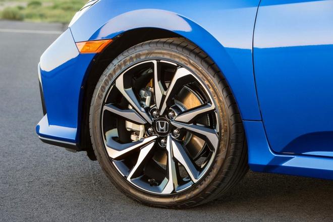 Honda Civic Si 2019 ra mat, nang cap ro ret hinh anh 6