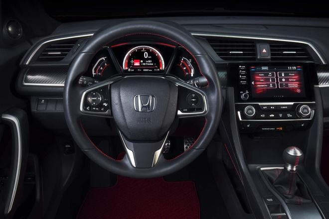 Honda Civic Si 2019 ra mat, nang cap ro ret hinh anh 4