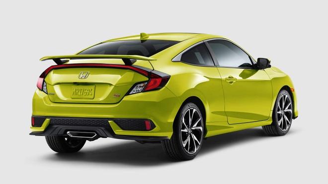 Honda Civic Si 2019 ra mat, nang cap ro ret hinh anh 3