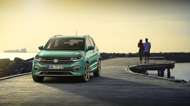 Volkswagen T-Cross 2019 - SUV co nho danh cho do thi hinh anh 7