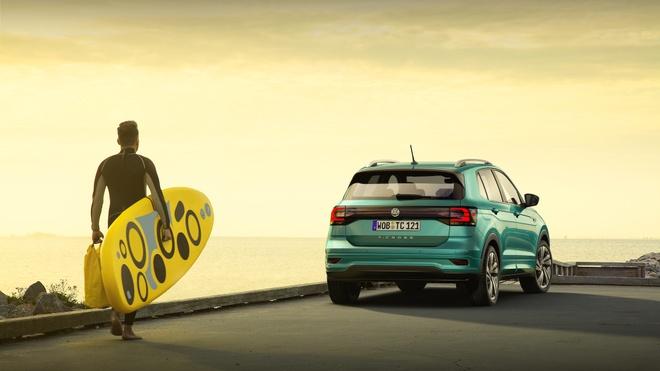 Volkswagen T-Cross 2019 - SUV co nho danh cho do thi hinh anh 6