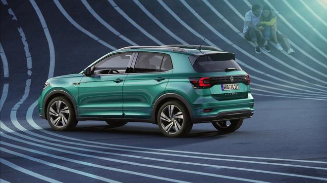 Volkswagen T-Cross 2019 - SUV co nho danh cho do thi hinh anh 8