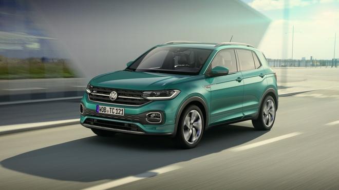 Volkswagen T-Cross 2019 - SUV co nho danh cho do thi hinh anh 1