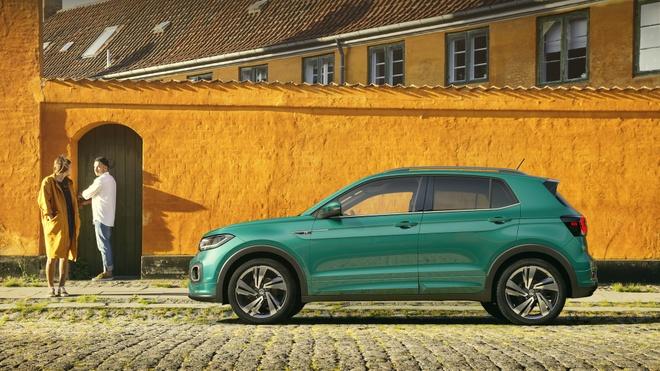 Volkswagen T-Cross 2019 - SUV co nho danh cho do thi hinh anh 2
