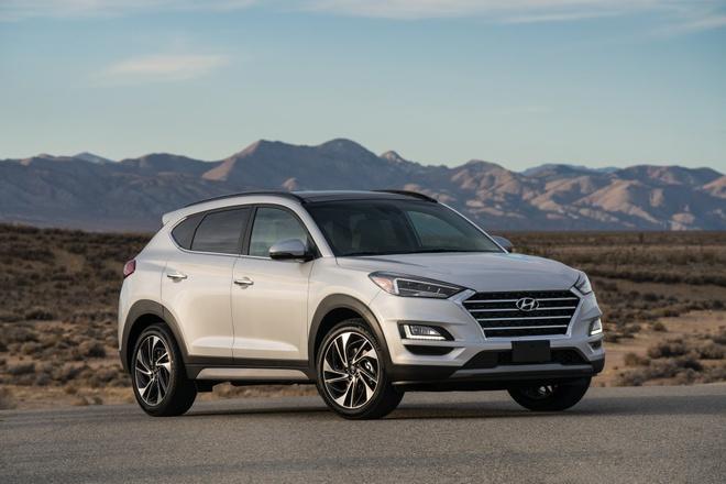 Hyundai Tucson 2019 gia tu 24.000 USD, doi dau Mazda CX-5 hinh anh