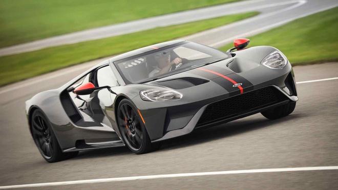 GT Carbon Series - sieu xe nhe nhat cua Ford ra mat hinh anh