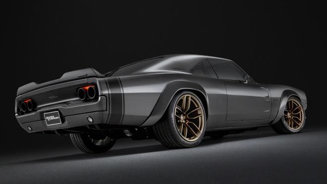 Dodge Super Charger - quy voi 1.000 ma luc den tu Mopar hinh anh 4