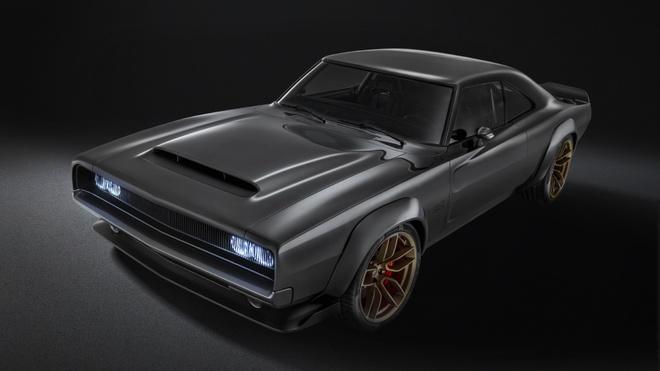 Dodge Super Charger - quy voi 1.000 ma luc den tu Mopar hinh anh 3