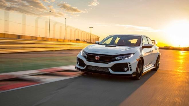 Honda Civic Type R 2019 ra mat voi mau moi, gia tu 36.600 USD hinh anh