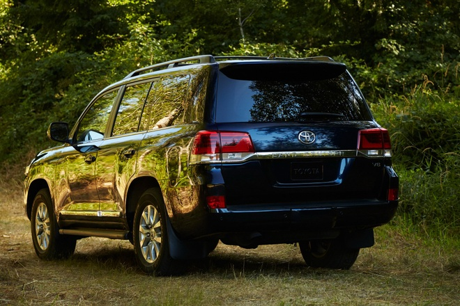Chi tiet Toyota Land Cruiser 2019 anh 5