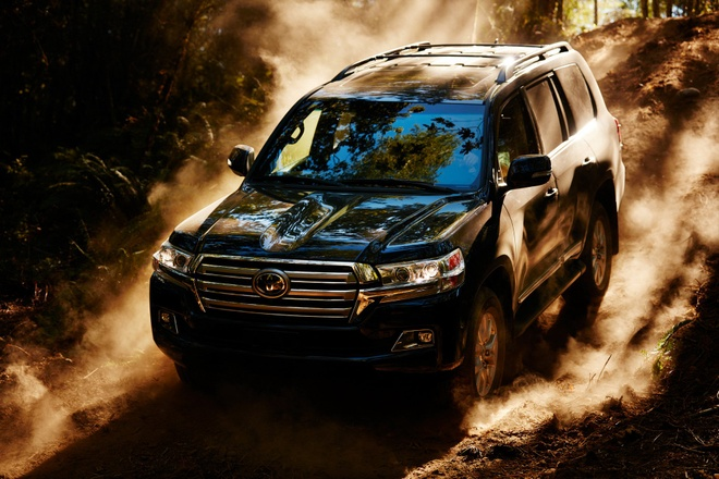 Chi tiet Toyota Land Cruiser 2019 anh 1