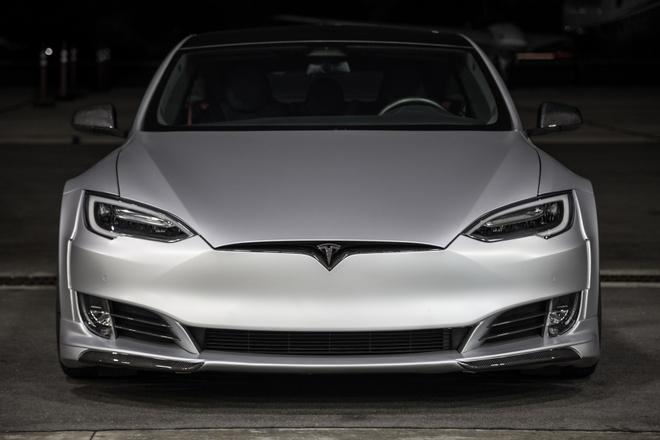 Tesla Model S phien ban than rong gia hon 200.000 USD hinh anh 3