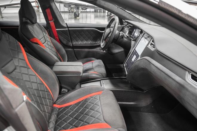 Tesla Model S phien ban than rong gia hon 200.000 USD hinh anh 7