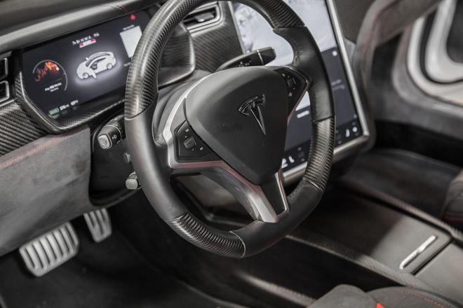 Tesla Model S phien ban than rong gia hon 200.000 USD hinh anh 8