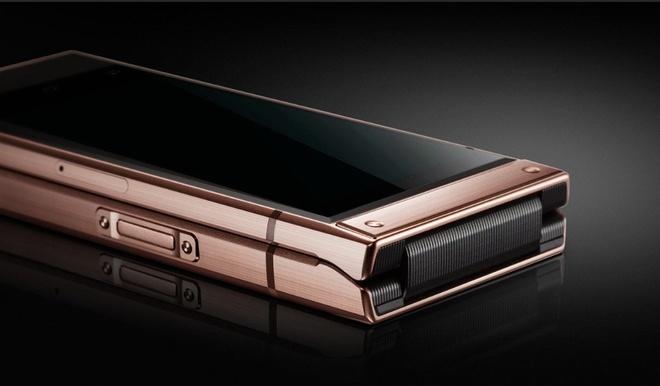 Smartphone nap gap, 2 man hinh gia gan 3.000 USD cua Samsung hinh anh 3