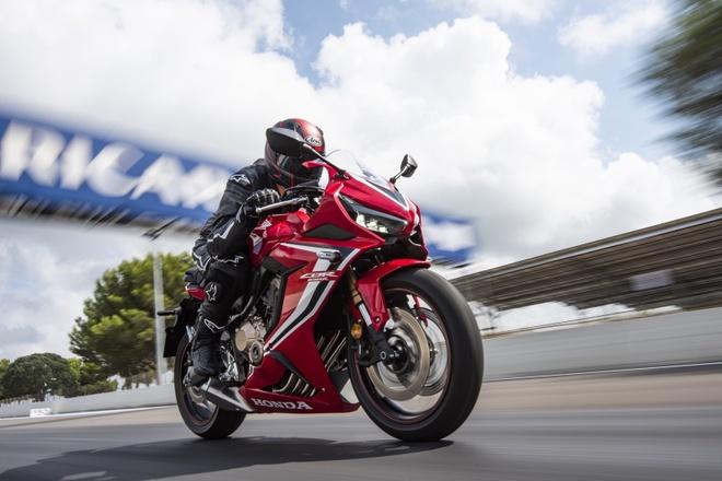 Honda CBR650R 2019 ra mat, mang cam hung superbike hinh anh