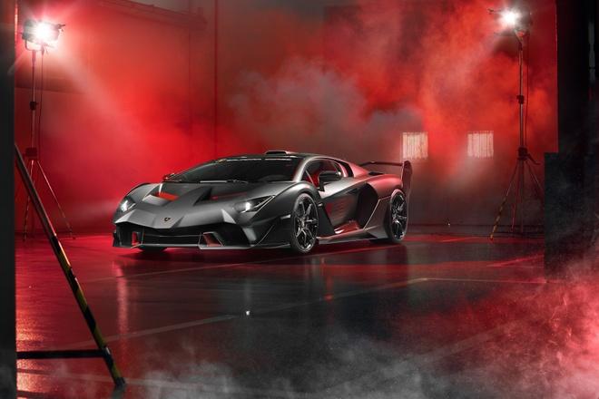 Lamborghini SC18 - sieu pham 'doc nhat vo nhi' trinh lang hinh anh