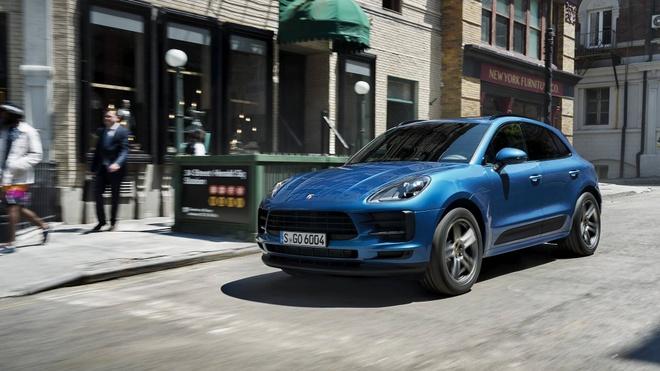 Porsche Macan 2019 co gia 50.000 USD hinh anh