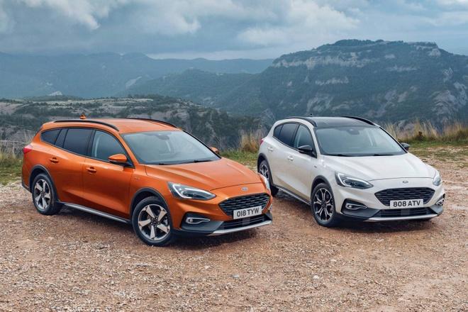 Ford Focus Active 2019 ra mat tai chau Au, tang kha nang off-road hinh anh