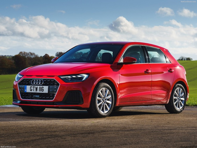 Audi A1 2019 hien dai hon ra mat tai Anh, gia tu 24.000 USD hinh anh