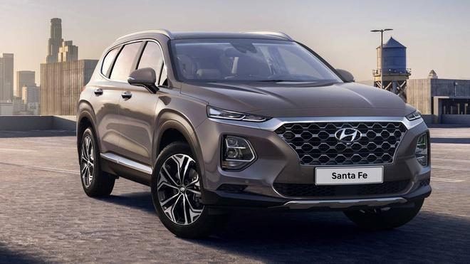 Hyundai Santa Fe 2019 ve Malaysia truoc VN, gia gan 45.000 USD hinh anh