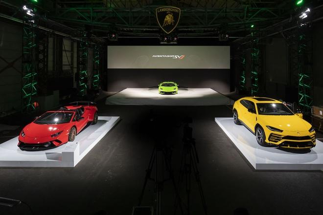 Ngay hoi Lamborghini nhieu mau sac tai Nhat Ban hinh anh 3